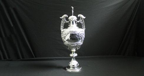 Rob Derbyshire Trophy. ASA Trophy cabinet