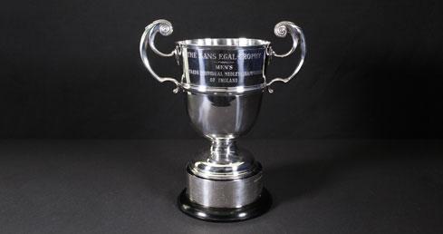 Sans Egal Trophy. ASA Trophy cabinet