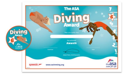 ASA Diving Awards