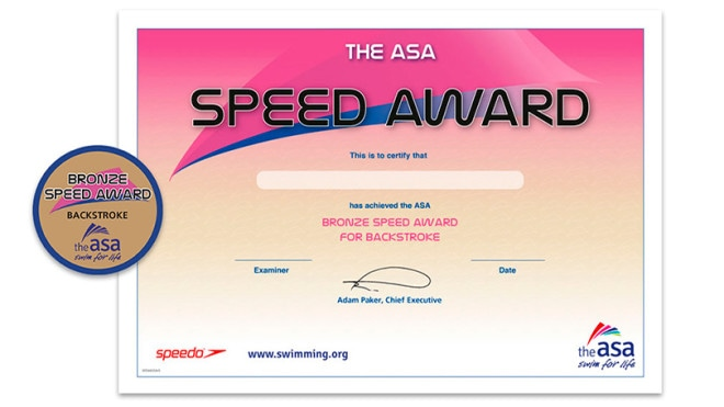 ASA Speed Awards