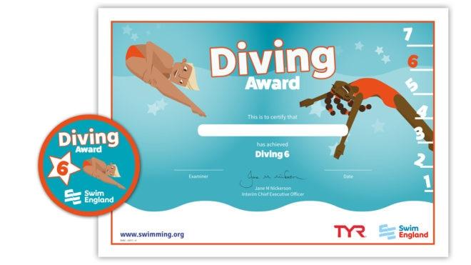 Diving Awards