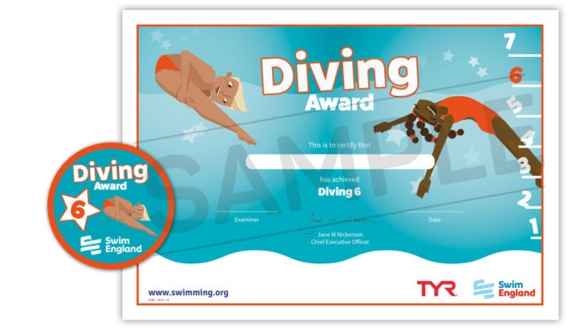 Diving Awards