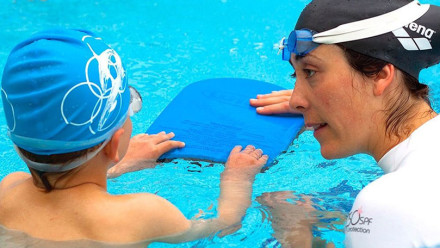 Seven qualities of a good swimming teacher