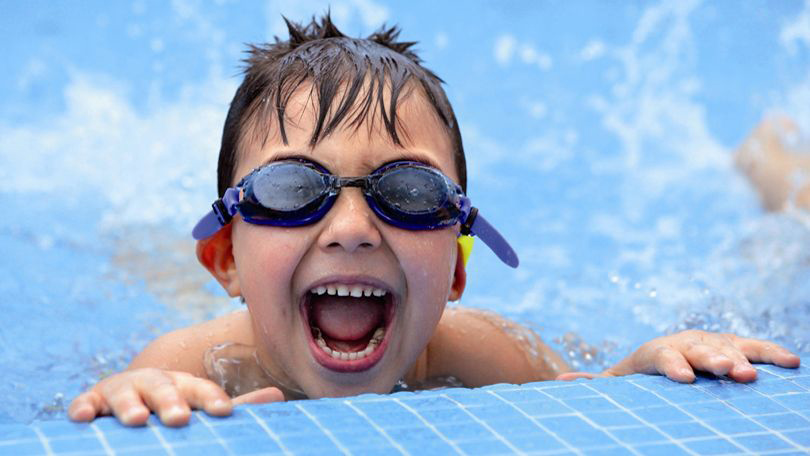 Disability and swimming lessons guidance for parents for Kids swimming pool