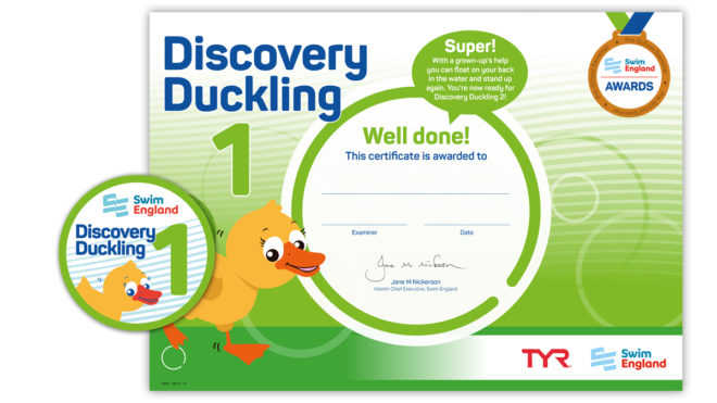 Discovery Duckling Awards