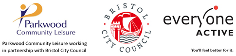 Bristol City Council logos footer