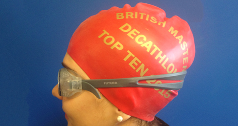 British Masters Decathlon 2015 hat. Used for results news story about British Masters Decathlon 2015.