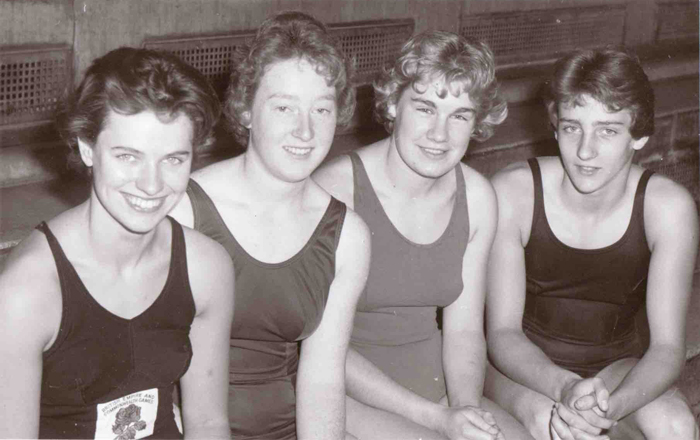 Diane Ford Heston Swimming Club