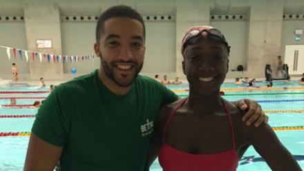 LadyXsize introduces the Swim London 2016 project
