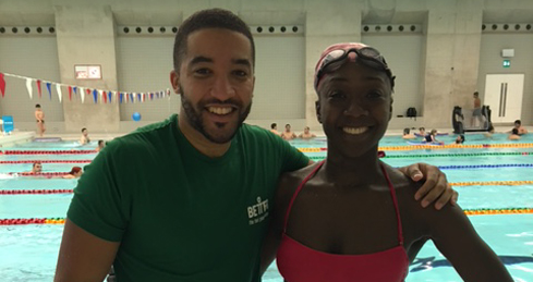 LadyXsize introduces the Swim London 2016 project