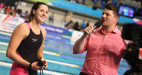 ASA National Swimming Championships results archive. Photo of Molly Renshaw