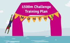 Festival Challenge: Maintain Your Front Crawl Stroke Length