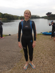 Buying a wetsuit. Reluctant open water swimmer blog