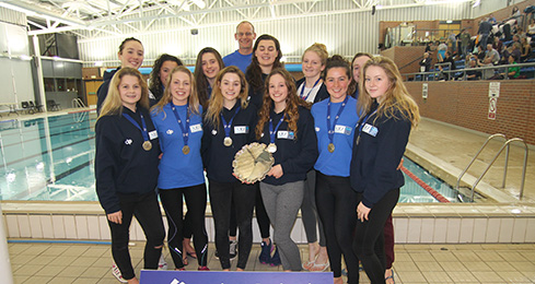 South West storm to first win in girls' U18 Inter Regionals 2016