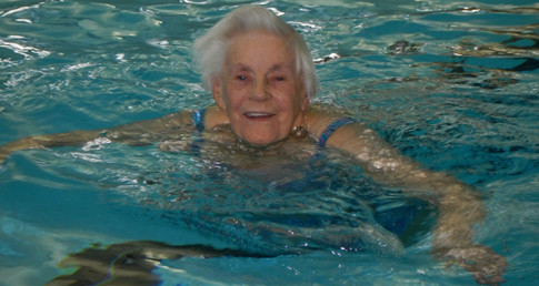 Chester le street case study dementia friendly swimming for Chester le street swimming pool