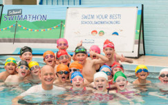 Record sign-ups for School Swimathon 2016