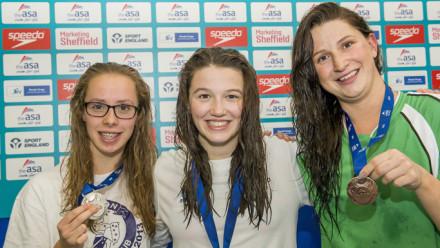 Accessing English para-swimming results