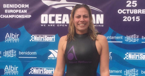 Jo Mitchinson plans her 2016 season. Open Water Festival blog