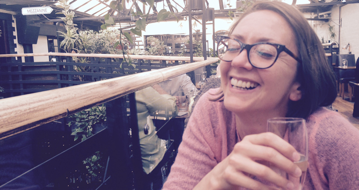 Swimming convert Kelly's London 2016 adventure