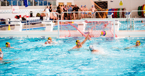 Record numbers for Liverpool International Water Polo Festival 2016