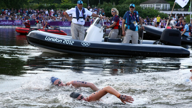 An introduction to open water swimming