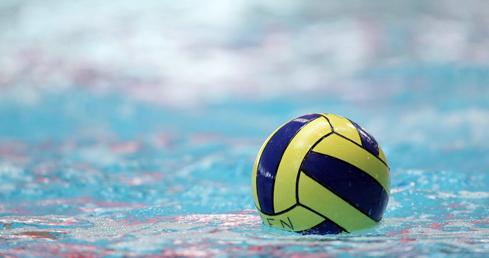 Image of water polo ball. Used for ASA NAG Water Polo Girls' U17 Prelims 2016 news story.