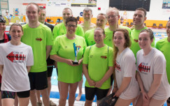 Masterful display by swimmers at inaugural Grantham gala