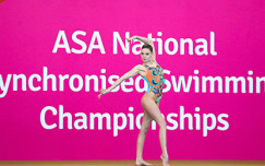 Rushmoor win Free Combination gold at 2016 National Synchro Champs