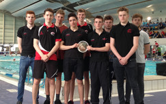 Cheltenham wins Boys' U19 Water Polo Plate competition