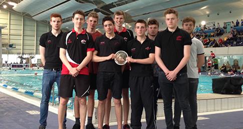 U19 Water Polo plate
