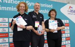 Event Volunteer Programme celebrated at National Synchro Champs