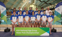 Exeter lift the Boys' U19 NAG Water Polo title for the first time.