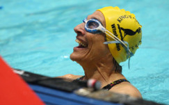 Long distance records fall on British Masters Champs 2016 day one