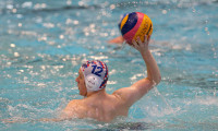 Jordan Titley in action for Boys' U19 bronze medallists Lancaster.