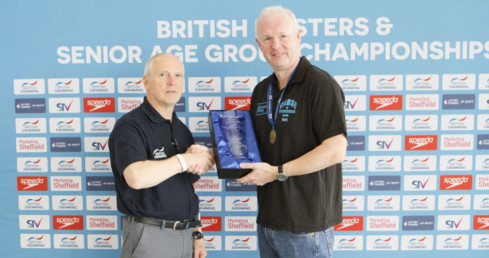 Mark Patterson wins Cherriman Award 2015