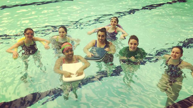 Niamh Cassidy's Swim London 2016 blog