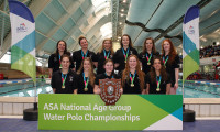 London Otter lift the first Girls' U19 title in the club's history.