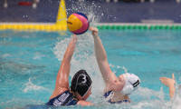 Rotherham's India Wilkinson throws a pass in the bronze medal match.