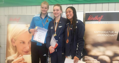 Bower and Dixon win junior golds in Dresden