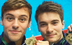 Medal haul for English divers at World Series