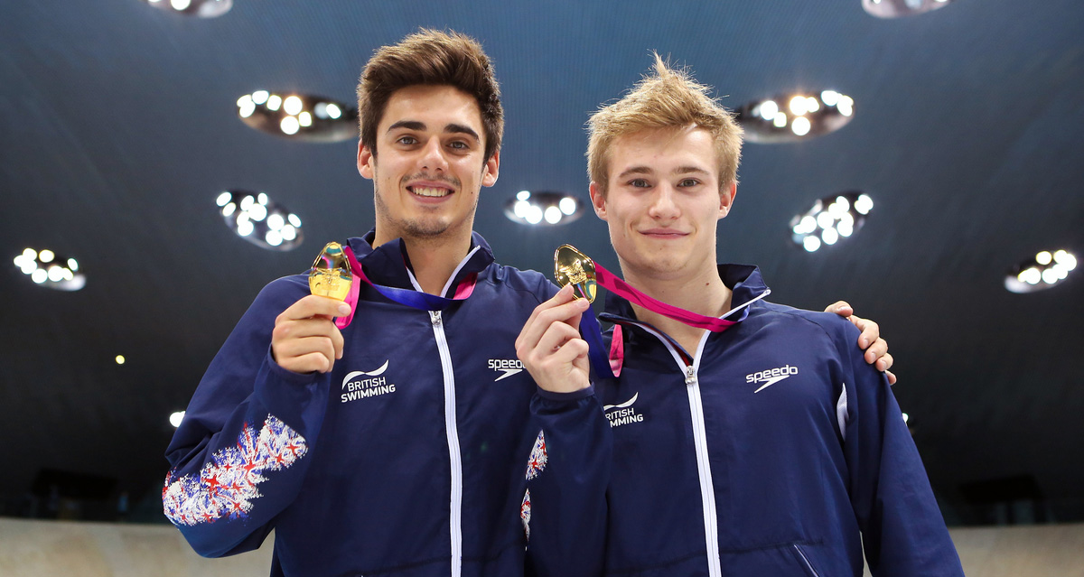 3m European gold for Laugher and Mears