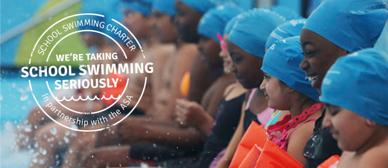 Only 52% of primary school children can swim. Welcome to the ASA School Swimming website