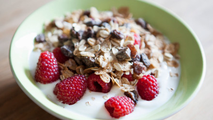 Breakfast ideas for young competitive swimmers