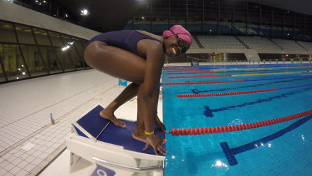 Doyin Amoye's Swim London 2016 Blog