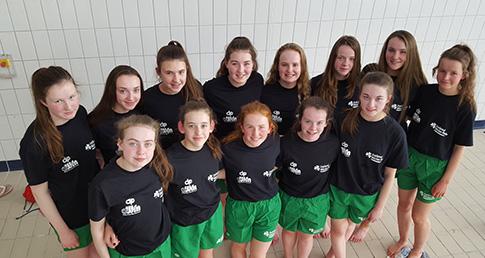 Ireland win U16 inter regionals