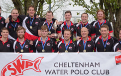 Stage set for the British Water Polo Championships