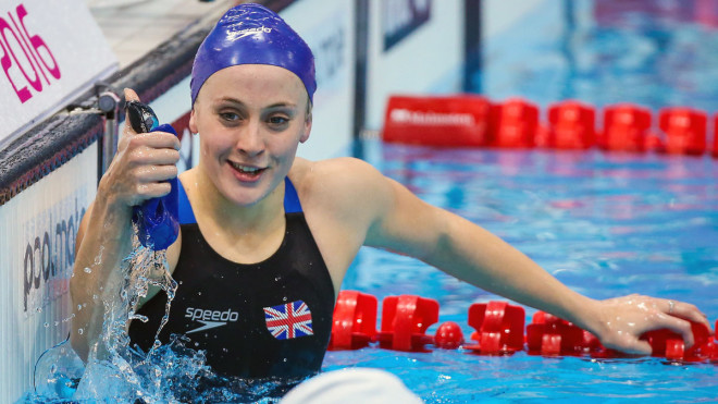 6 steps to help young swimmers with visualisation