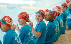 Primary schools join in with school swimming celebration