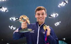 Daley wins third European 10m Platform title