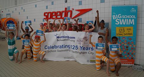 Nottingham Big School Swim